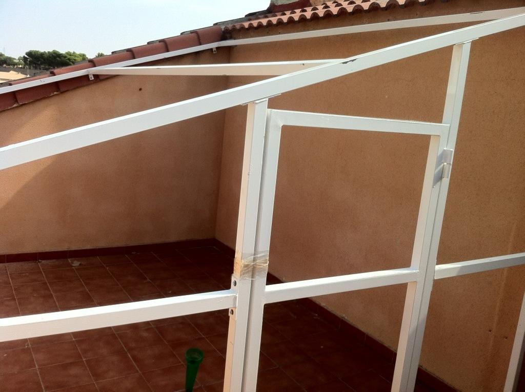Proyecto invernadero diario de siembra asociaci n - Invernadero en terraza ...
