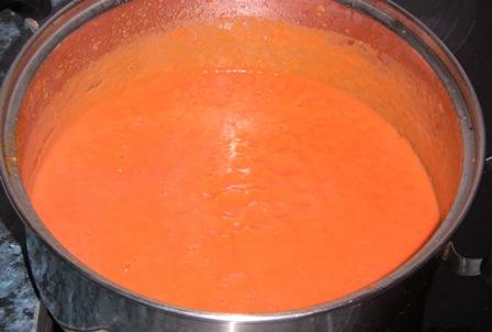 Salsa de tomate (1/6)