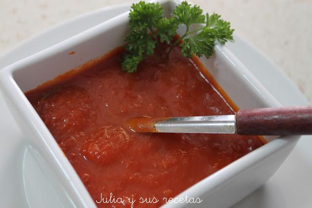 Salsa de tomate (2/6)